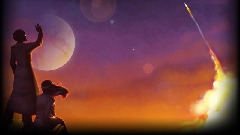 To the Moon (Маяк по имени Аня)