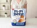 Комкующийся наполнитель с ароматом чистого хлопка Pi Pi Bent Deluxe Clean Cotton