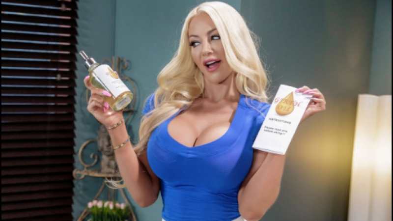 Смотреть бесплатно Brazzers Porno TV Always Read The Instructions - Nicolette Shea Charles Dera Dirty Masseur June 2018