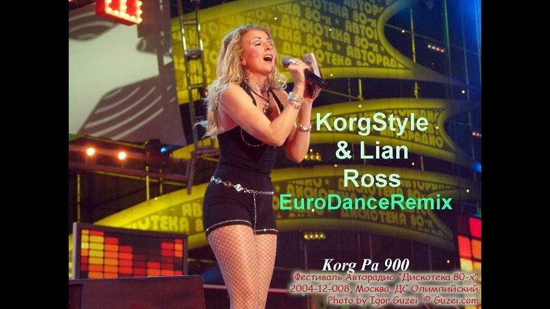 KorgStyle MM Lian Ross-EuroDanceRemix (Korg Pa 900) DemoVersion