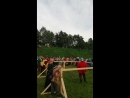 рыцарский пеший турнир