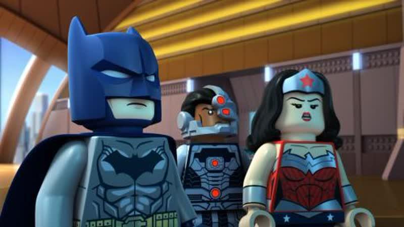 Аквамен Ярость Атлантиды LEGO DC