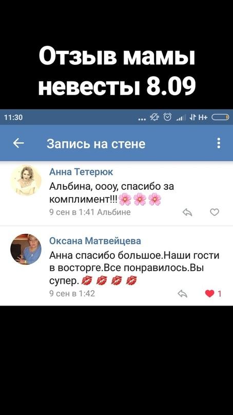 Анна Тетерюк |