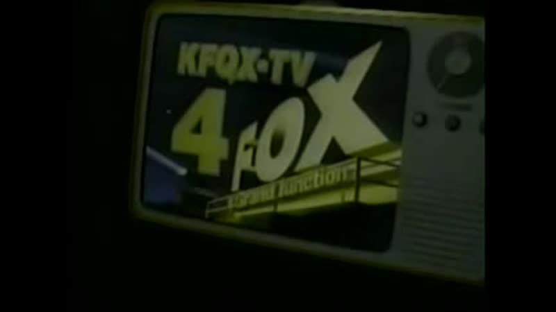 Конец эфира Fox KFQX TV г Гранд Джанкшен США 2004