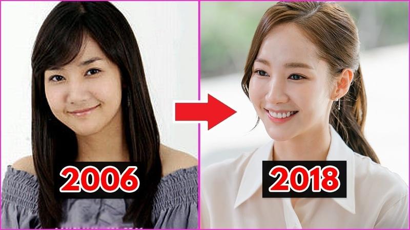 Park Min Young Evolution 2006 - 2018
