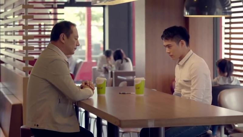 Папа, я гей. Реклама McDonalds папа, мне нравятся парни