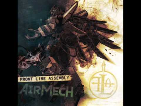 Front line assembly - stealth mech