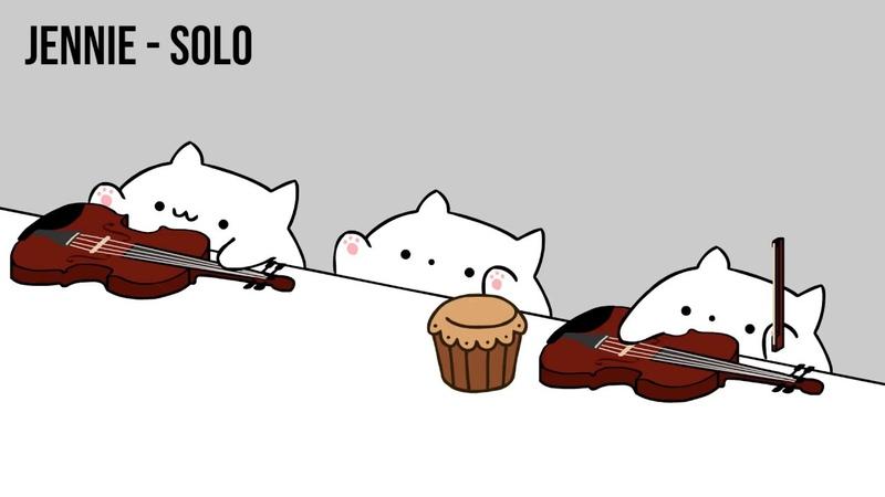 Bongo Cat - JENNIE SOLO