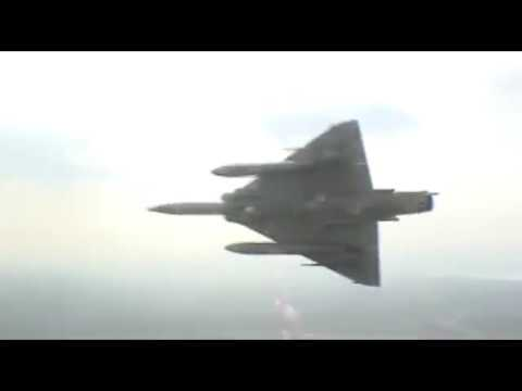 French Fast Jet Pilots Low Level CIRC Danger