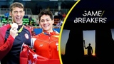 Joseph Schooling - The Michael Phelps Fan Who Beat Him at the Olympics Game Breakers