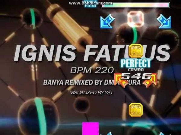 [Pump It Up fiesta 2] Ignis Fatuus S23