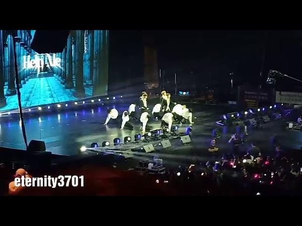 19.01.19 NU'EST W Music Bank in HK - Help Me Dejavu