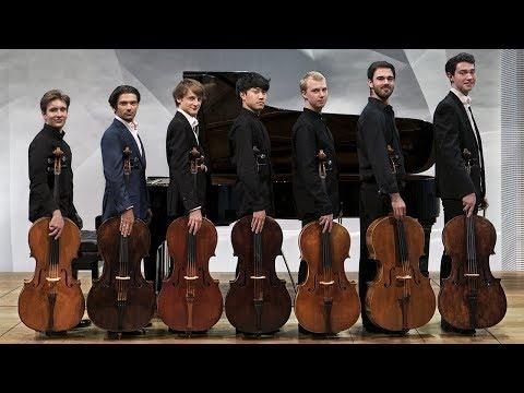 Masterclasse - Classe d'Excellence de Violoncelle de Gautier Capuçon