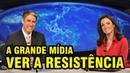 O GLOBO MSN BOL A GRANDE MÍDIA E AS REPORTAGENS DESCOBERTAS GRAÇAS A RESISTÊNCIA