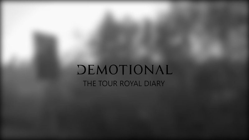 The Tour Royale - Day 1 - Travel Day