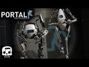 ROBO BUDDIES - Portal 2 Co-op Gameplay (Part 3)