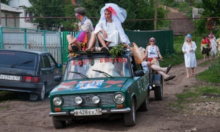 Суровые деревенские свадьбы