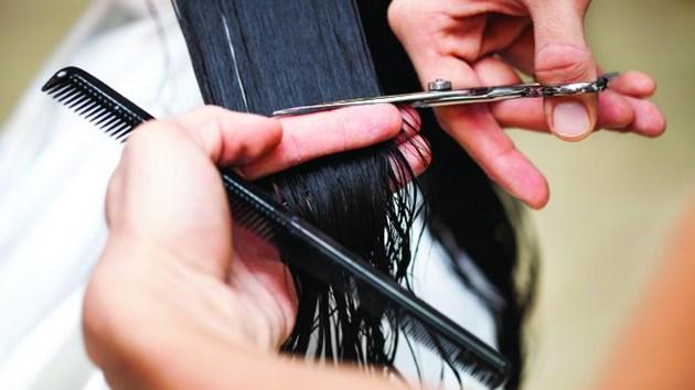 Выбор парикмахерской