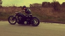 Harley Davidson Softail Breakout FXSB Custom Bike