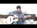 Lesson: SWEEP HARMONICS! (Or: The Coolest Technique Ever) - Guitar Tutorial