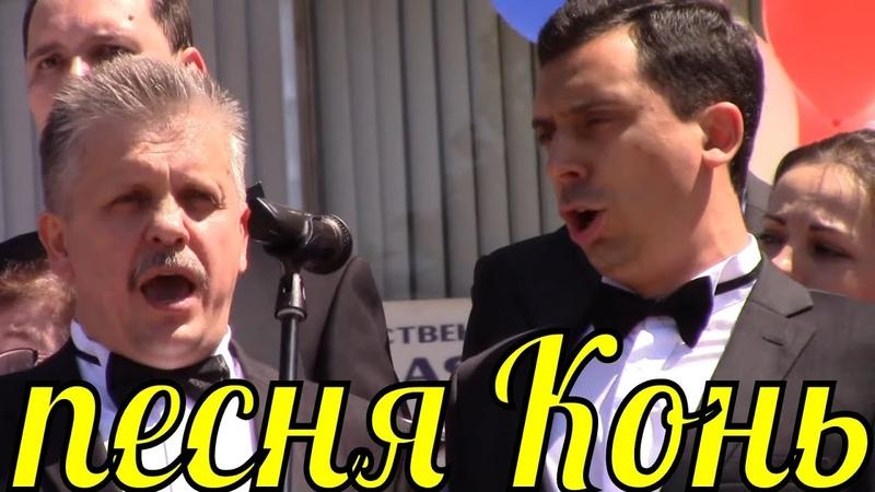 Песня Конь Краснодарский государственный камерный хор песни