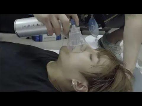 [Рус саб] Чонгуку очень плохо (BTS Wings Tour: Burn the stage)