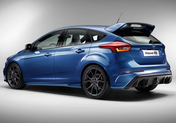 Обзор : Ford Focus RS (DYB)