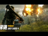 Just Cause 4 - трейлер