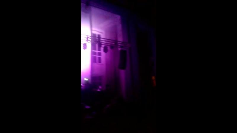 Лисичанск.День города! 02.09.2018 Sparki и Артём Любимов раскачали танцпол