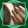 МАНИКЮР ГЕЛЬ ЛАК ОМСК on Instagram Снятие комби маникюр донаращивание 4 ногтей выравнивание НП дизайн гельлаклевыйберег маникюромск
