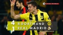 Borussia Dortmund 4 x 1 Real Madrid - Melhores Momentos (HD 720p) Semifinal Liga dos Campeões 2013