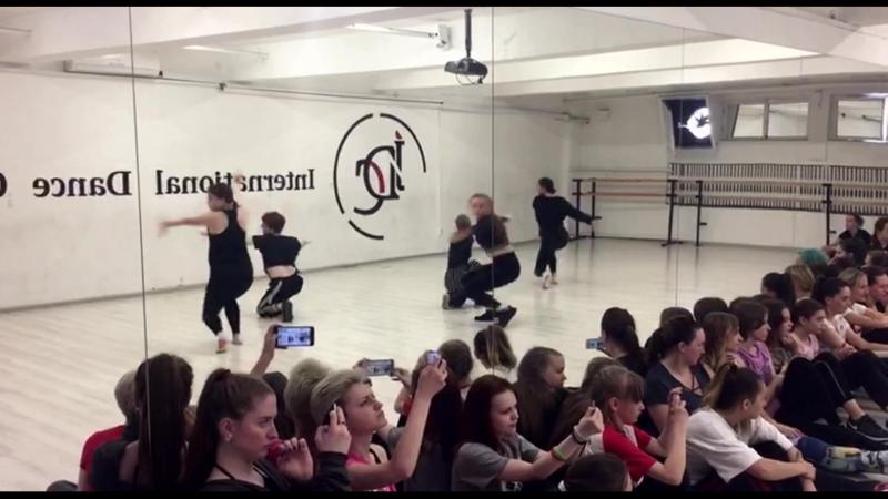 Smetana Ninja │ Old Way Choreo for IDC Vogue Weekend