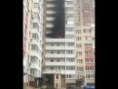 Пожар на Суворовском, ул. Петренко 16 - 25.09.18 - Это Ростов-на-Дону!