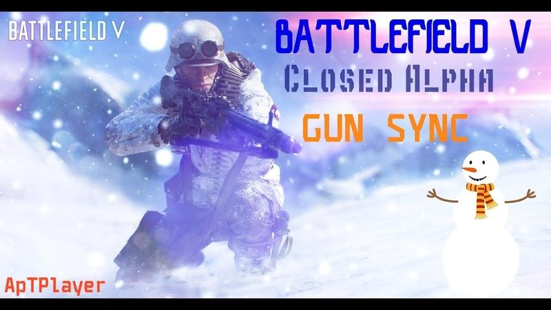 BATTLEFIELD V GUN SYNC - Revolution