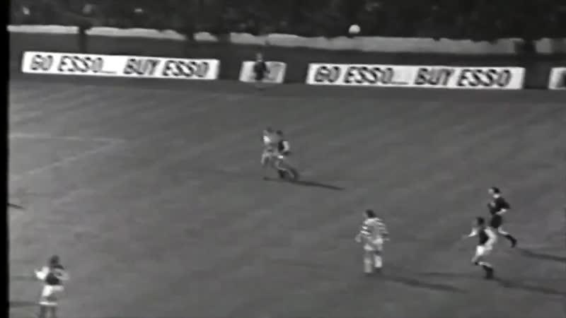 Hibernian FC v Celtic - Scottish League Cup Final December 9th 1972