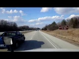BigRigTravels LIVE! Springfield to Dwight, Illinois I-72 &amp I-55-Mar. 18, 2019