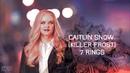 Caitlin Snow Killer Frost 7 Rings 5x10