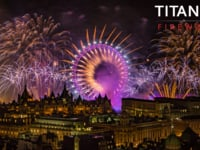 Mayor of London's New Year's Eve Fireworks