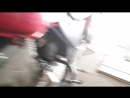 Рулевой демпфер на Honda cb500 part 2