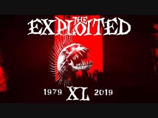 The Exploited приглашает на концерты