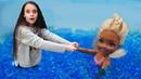 Доктор Плюшева помогает Челси Видео для детей с игрушками