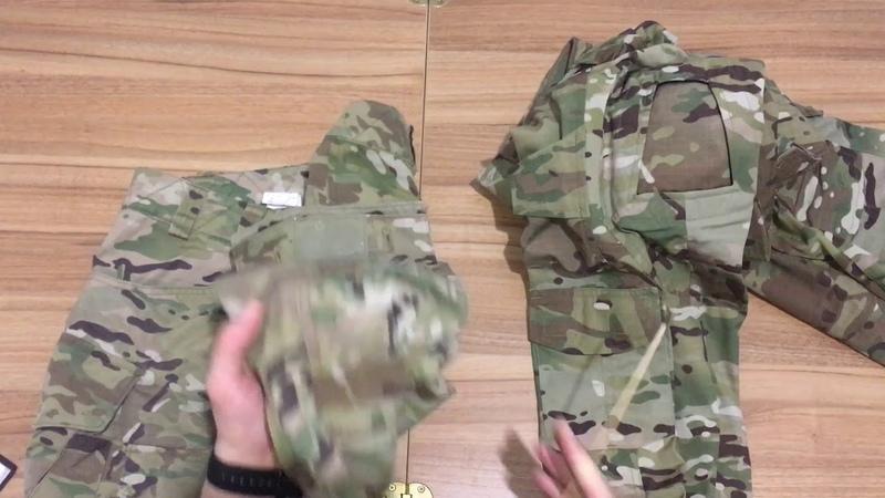 Сравнительный обзор Patagonia Level 9 Combat Pants и Crye Precision G3 Combat Pants