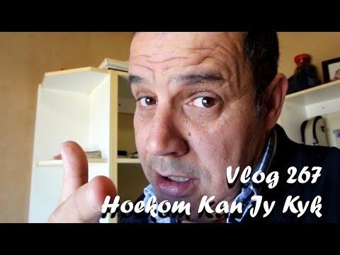 Vlog 267 Hoekom Kan Jy Kyk The Daily Vlogger in Afrikaans