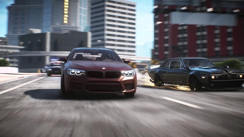 Трейлер игры Need for Speed Payback с выставки Gamescom