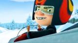 Снежные гонки (мультфильм) - с 10 января 6+