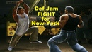 Негритянские драки или реперы в реальном батле! HD ✰Def Jam: Fight for NY✰