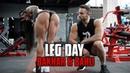 Bakhar Nabieva Bahij Kaddoura Leg Day Workout Explained