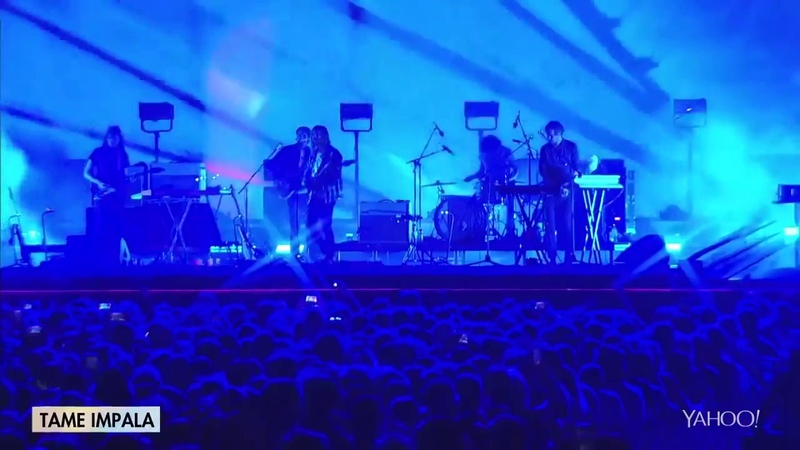 Why Won't You Make Up Your Mind live PMF 2017 Tame impala