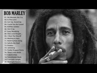 The Best Of Bob Marley - Bob Marley Greatest Hits Playlist - Bob Marley Full Album