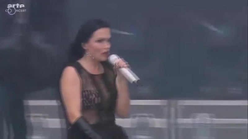 Tarja — Calling from the Wild [HellFest|2016]